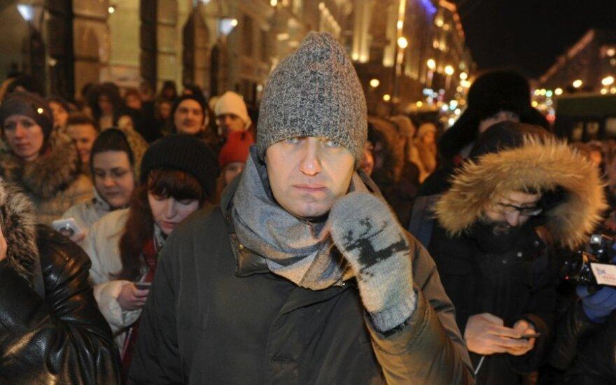 Российские правозащитники признали Навального политзаключенным
