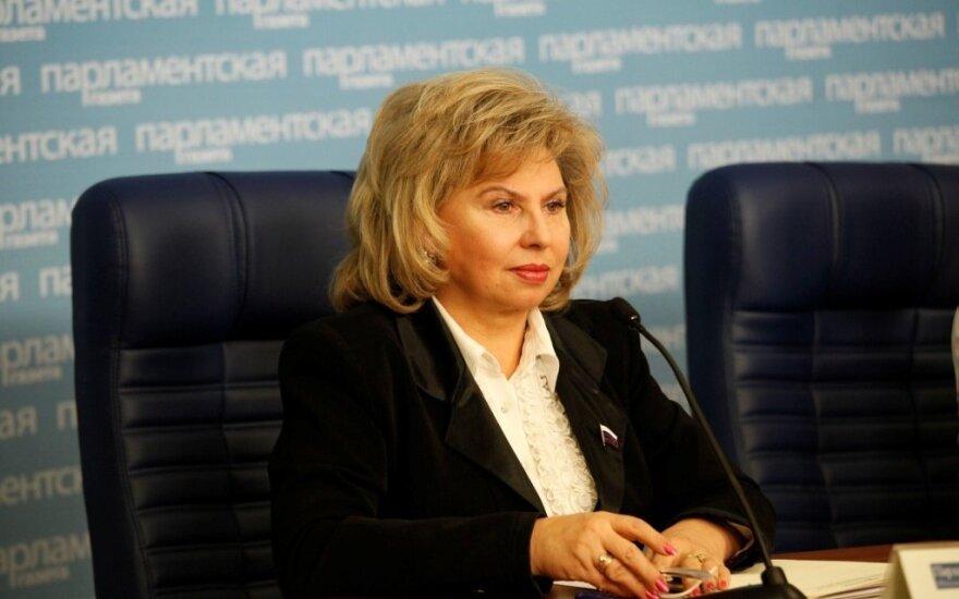 Украинский омбудсмен не смогла попасть в колонию к Сенцову