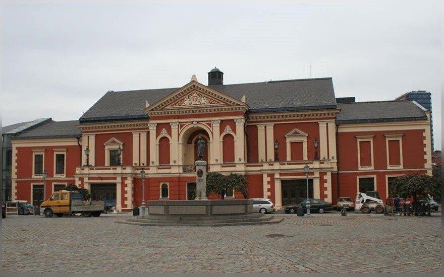 Клайпедский театр ищет для постановки высоких и крепких мужчин