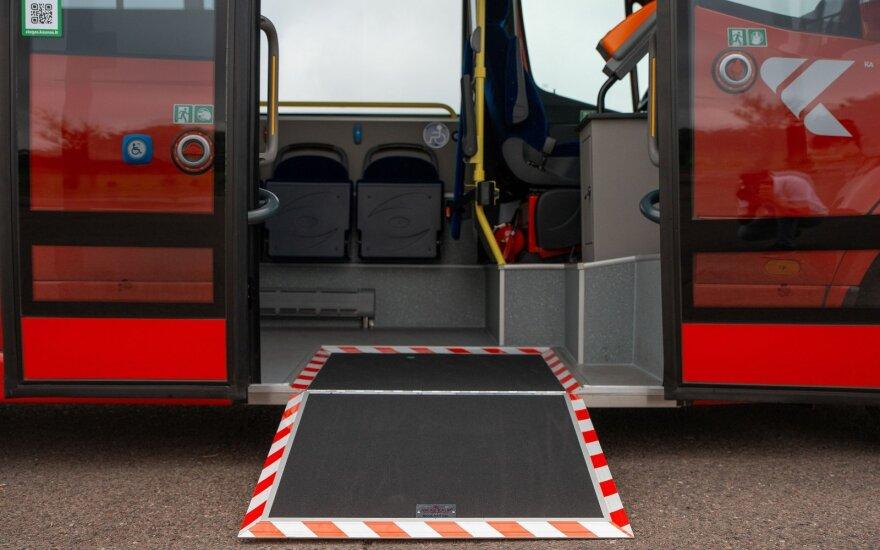 Коронавирус установили у работника Kauno autobusai