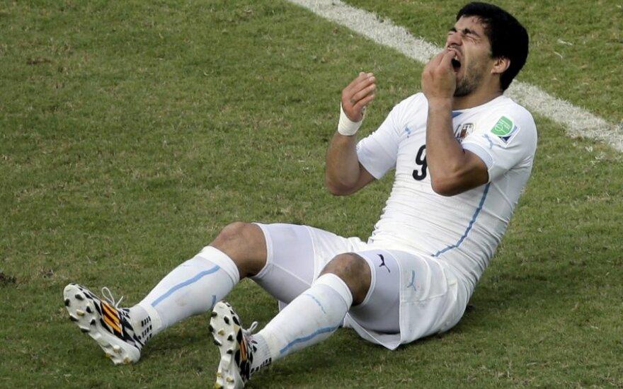 """Барселона"" заплатит за Суареса 90 миллионов евро"