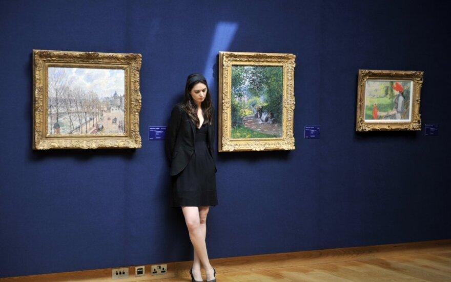 Картины Моне установили рекорд - пять полотен за час и 83,8 млн долларов