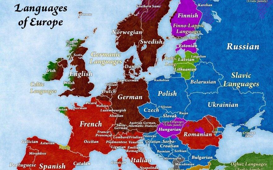 Języki w Europie