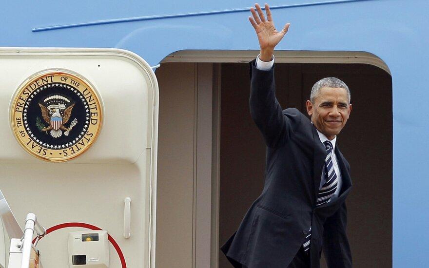 Обама: быть президентом - серьезная работа, а не реалити-шоу