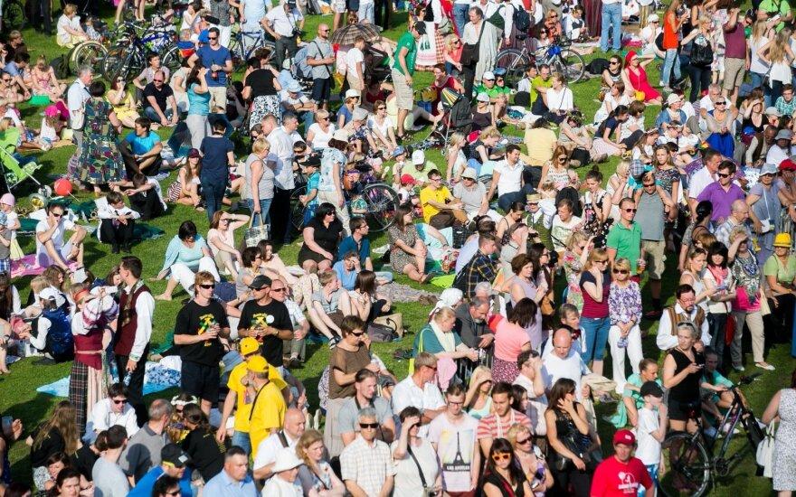 В Литве скоро начнется грандиозное мероприятие, на которое приезжают и эмигранты