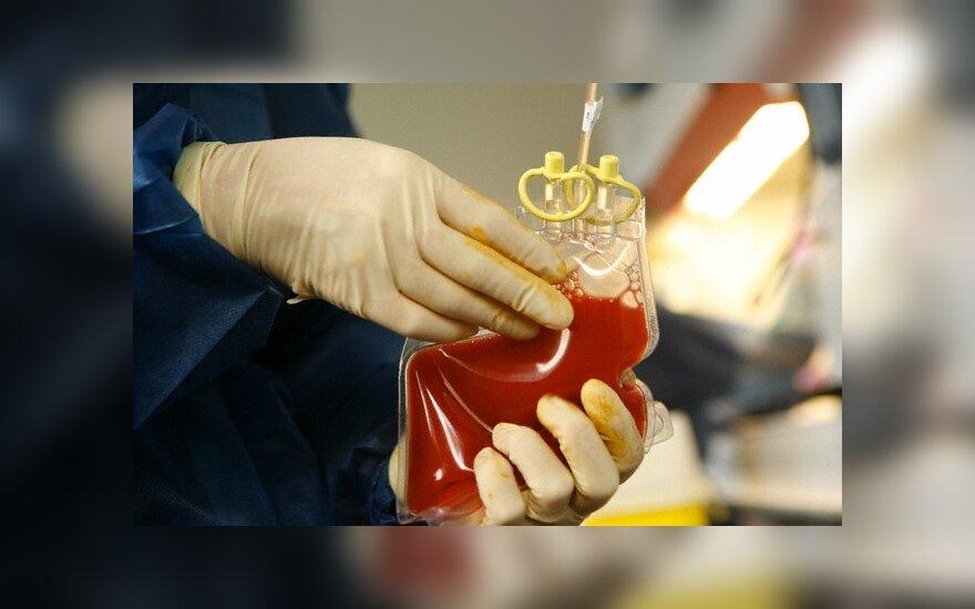 Центры крови не позволяют гомосексуалистам быть донорами