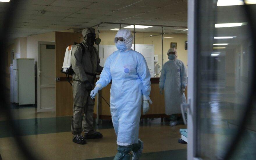 В Беларуси число подтвержденных случаев COVID-19 приблизилось к 23 тысячам