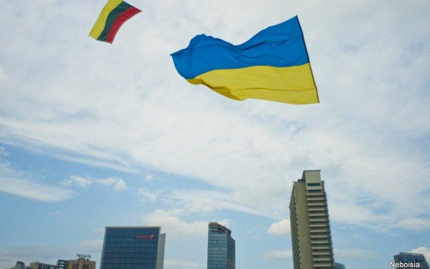 """Украина рассчитывает на перспективы предложенного Литвой """"плана Маршалла"""""""