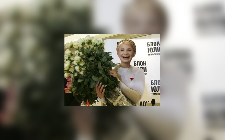 """Europie zaproponowano """"wykupienie"""" Tymoszenko"""