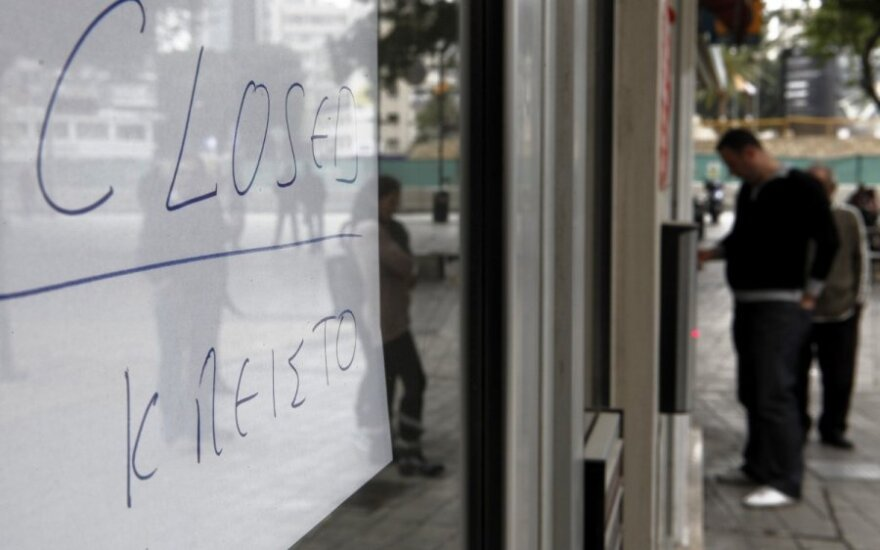 Słowenia zdeterminowana ratować swój sektor bankowy