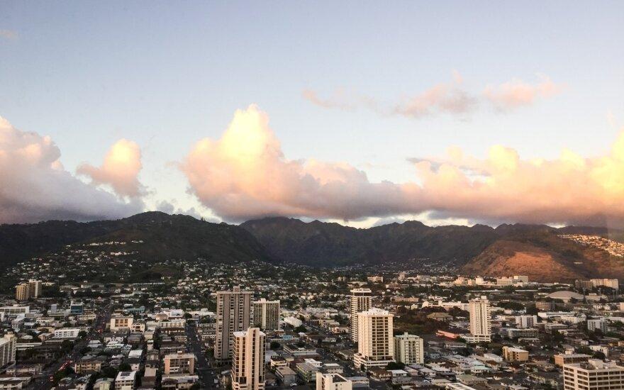 Жителям Гавайев по ошибке сообщили о ракетном ударе по островам