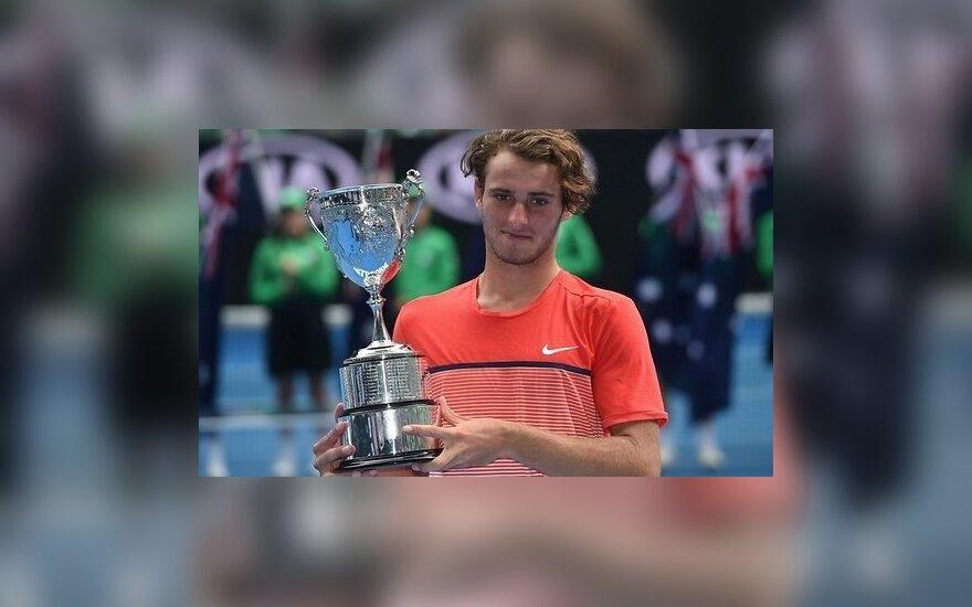 Победитель Australian Open признался в участии в договорном матче