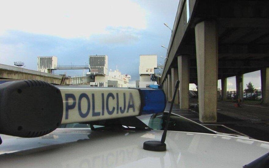 На автостраде у Вевиса столкнулись три автомобиля