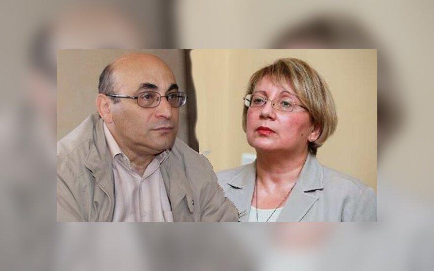 Азербайджан: правозащитницу Лейлу Юнус приговорили к 8,5 годам