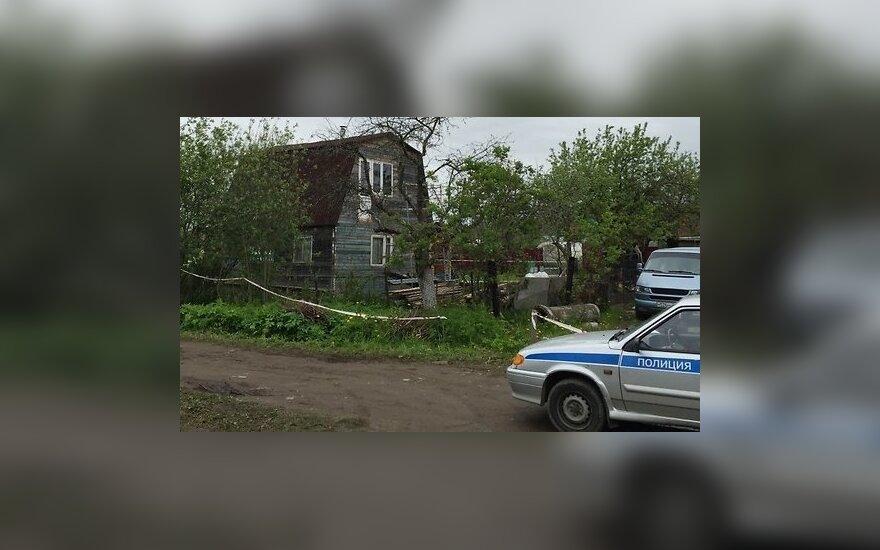 Убийство 9 человек под Тверью: выжившая девушка рассказала, что произошло