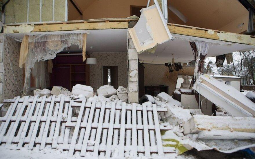 Пострадавшая от взрыва в Салининкай: мы чудом остались живы