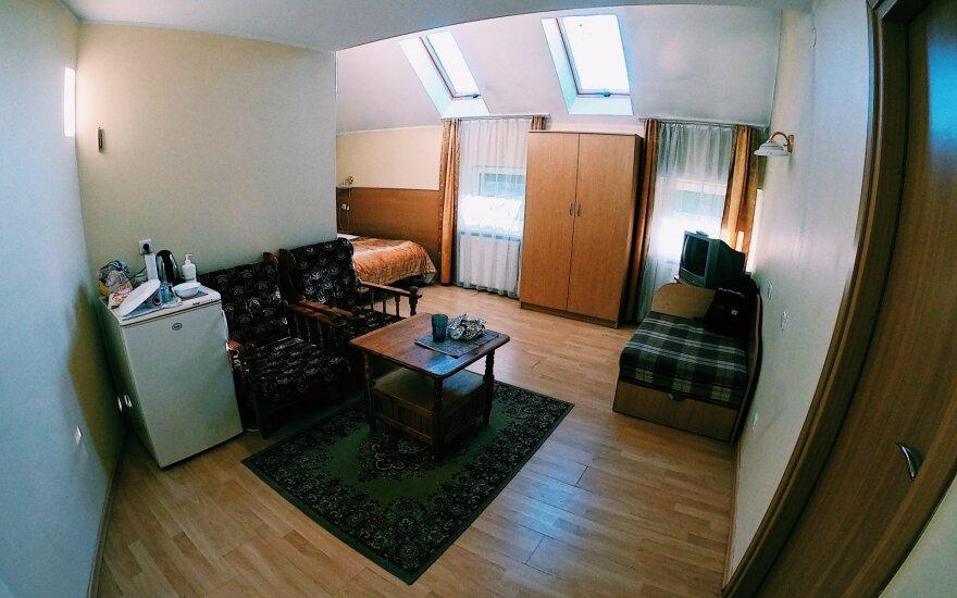 Не все изолированные в гостиницах вильнюсцы хотят уезжать домой