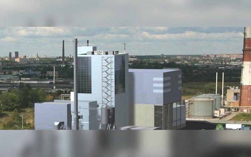 Fortum Klaipėdos termofikacinė elektrinė