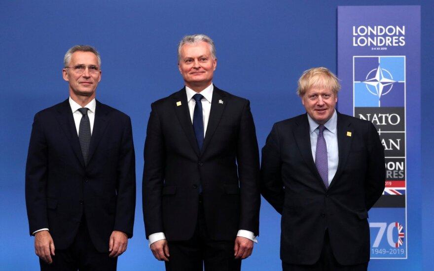 Президент Литвы: с Турцией договорились - планы обороны стран Балтии будут утверждены