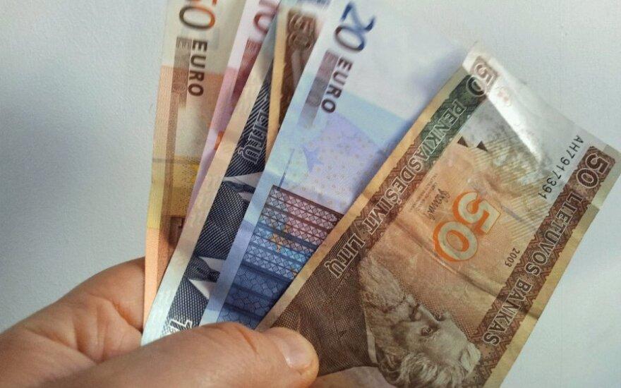 Подготовлен план обмена лита на евро