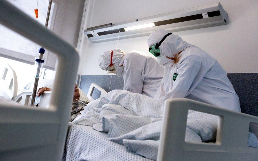 Новый антирекорд: в Литве зафиксирован 1001 случай коронавируса и 8 смертей