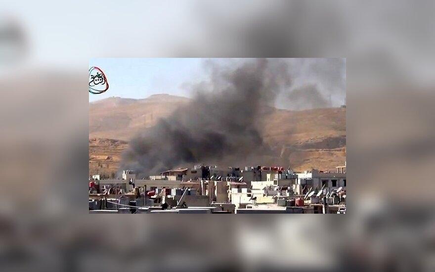 На востоке Дамаска началась эвакуация оппозиционеров