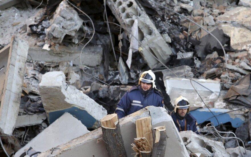 МЧС РФ: под завалами в Магнитогорске нашли живого 11-месячного ребенка и тела 21 погибшего