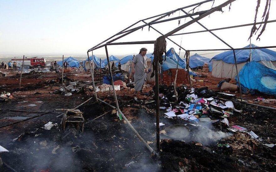 В Литву прибыли ещё 11 беженцев из Сирии