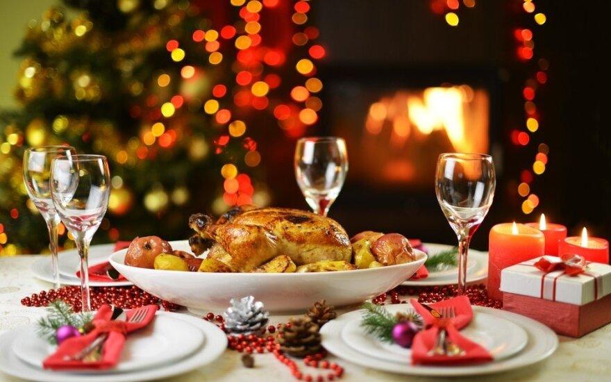 Рождество по-литовски: переедать научились давно, а пить - при оккупации