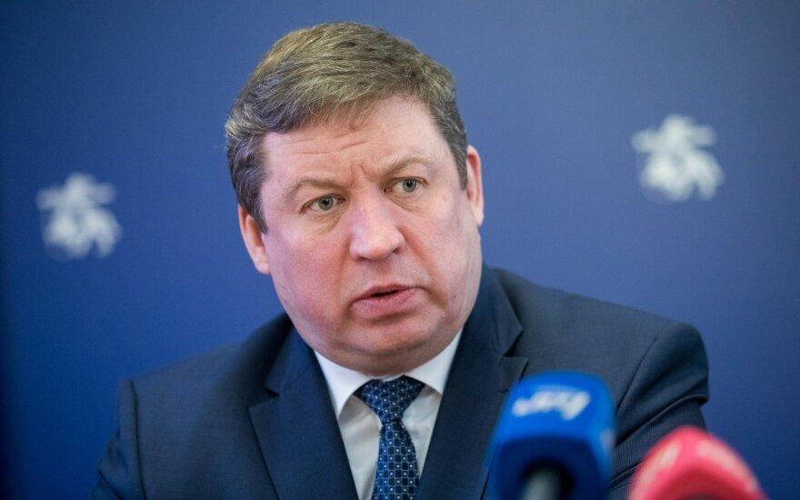 Кароблис обсудит с министрами стран НАТО борьбу с терроризмом