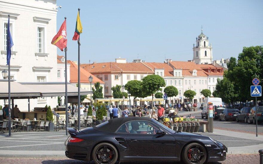 В Литве быстро растет число состоятельных людей