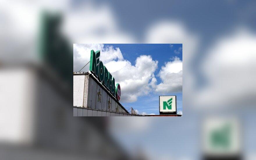 В Паневежисе обокрали магазин Norfа
