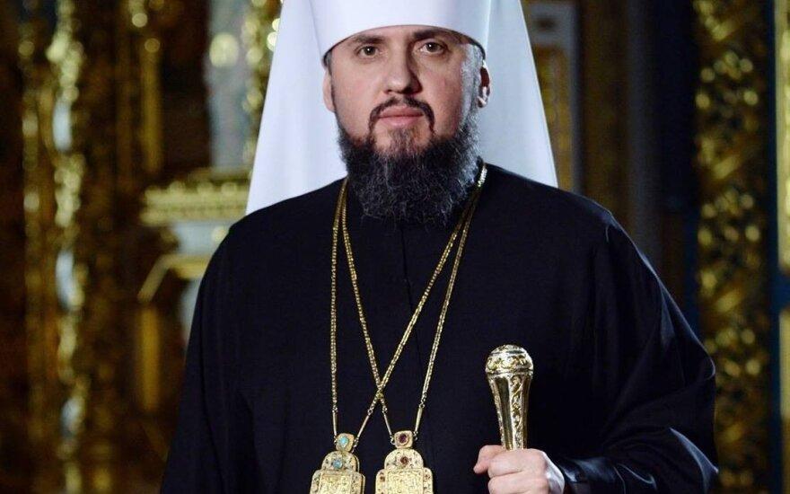 Глава Православной церкви Украины Епифаний