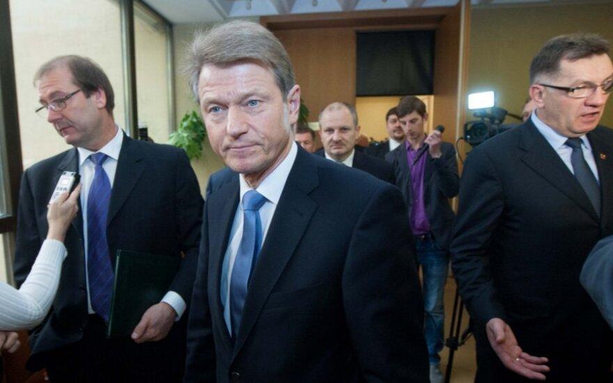 Rolandas Paksas, Algirdas Butkevičius, Viktoras Uspaskichas