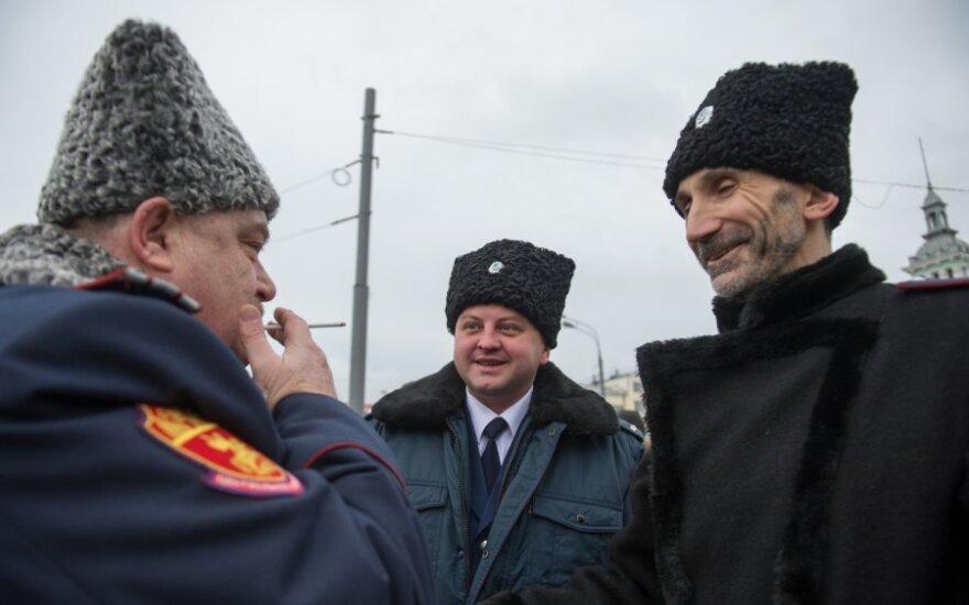 Власти Кубани рассказали о желании казаков влиться в ряды Росгвардии