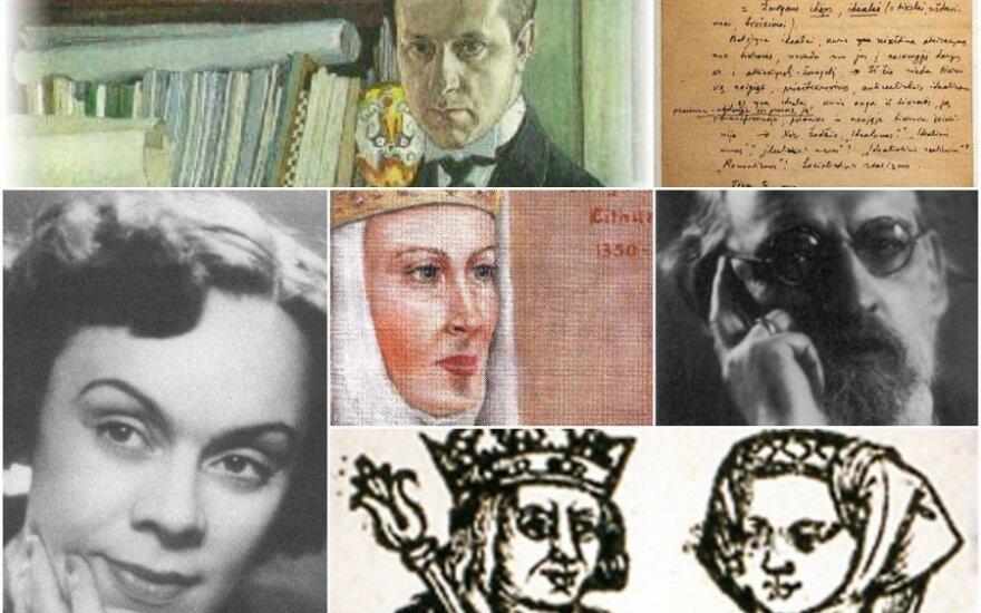 История русских Литвы: десять имён