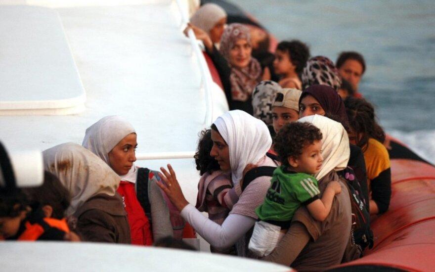 За день в Италию прибыло более 700 беженцев