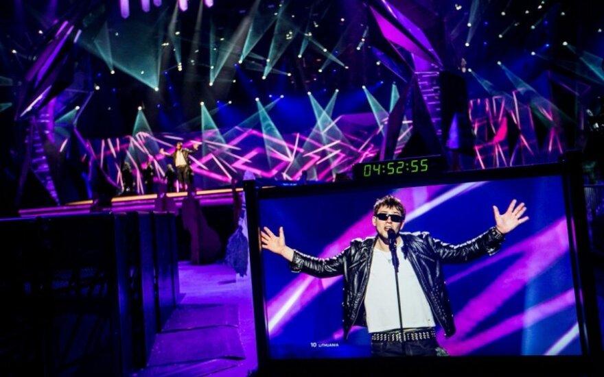 Pierwsze próby Pojavisa na Eurowizji