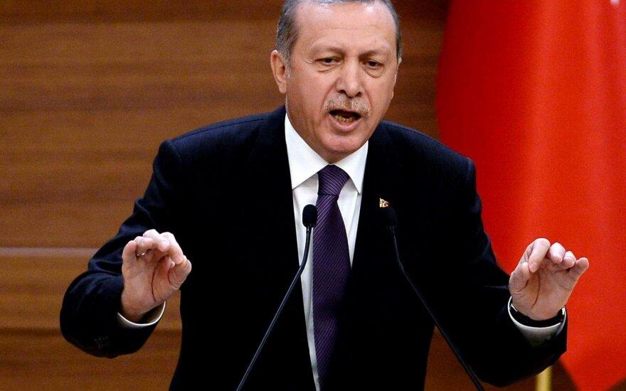 Эрдоган заявил, что у него есть доказательства покупки Россией нефти у ИГ