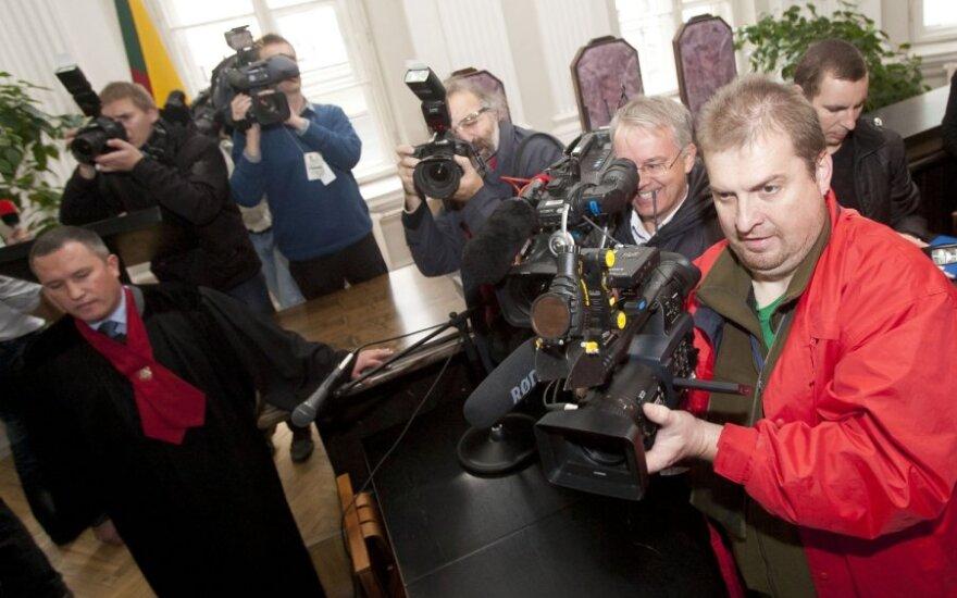 Обжаловано решение суда не выдавать Литве подозреваемого в терроризме ирландца
