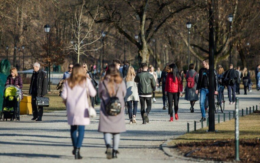 Нет в жизни счастья: жители Литвы менее счастливы, чем в среднем по ЕС