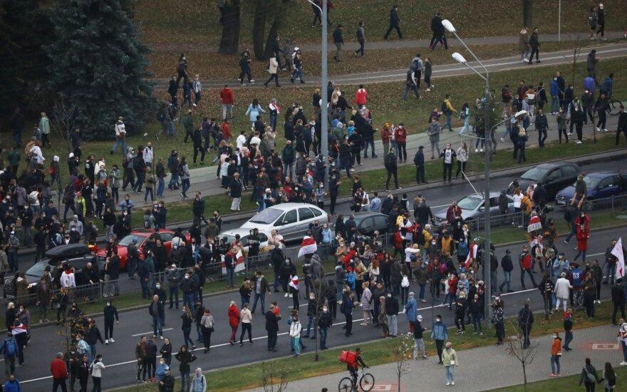 Правозащитники: в ходе Марша гордости в Минске и других городах задержаны около 240 человек