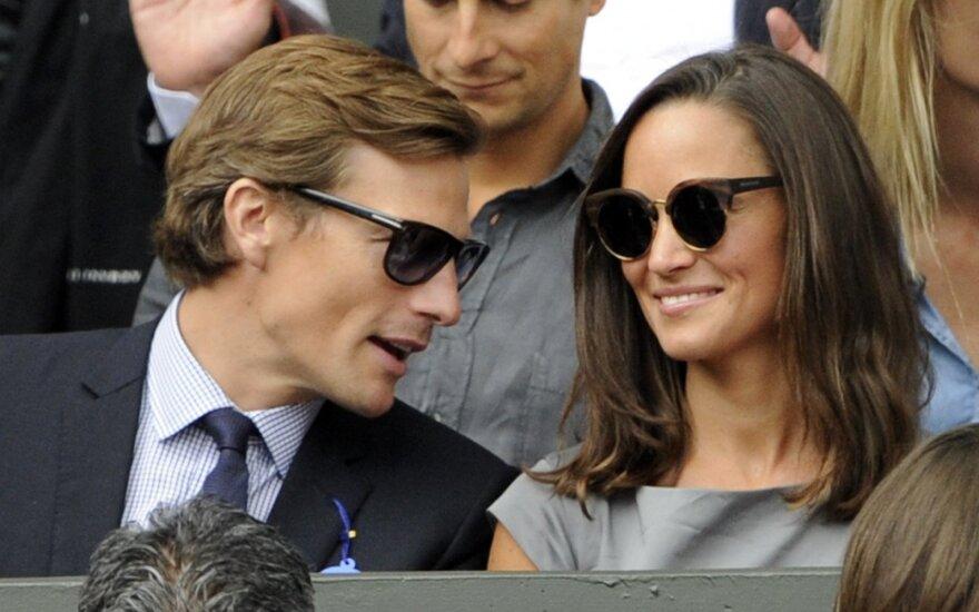 СМИ подсчитали стоимость свадьбы сестры Кейт Миддлтон