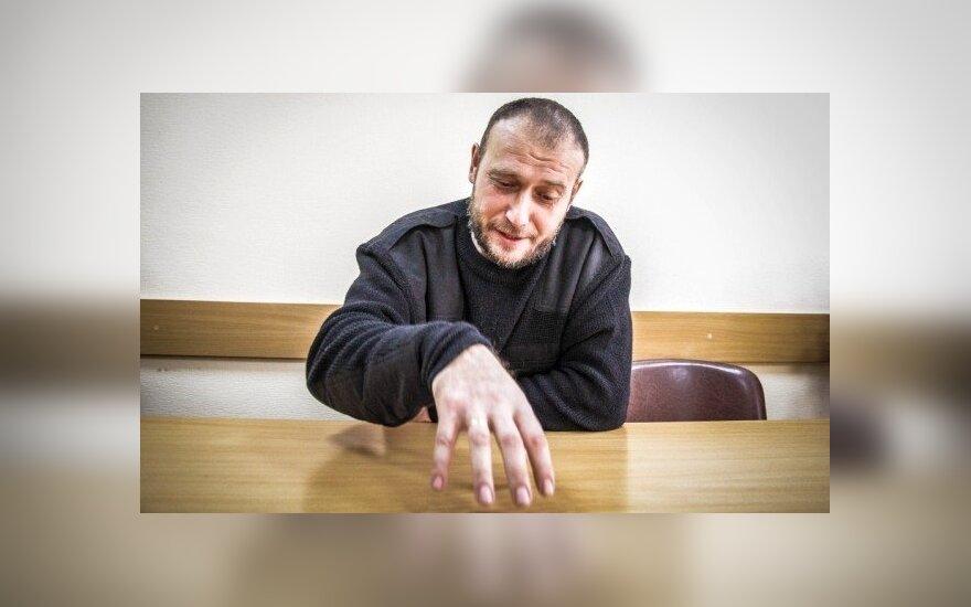 """Лидер """"Правого сектора"""" Ярош попал под обстрел """"Градов"""" и ранен"""