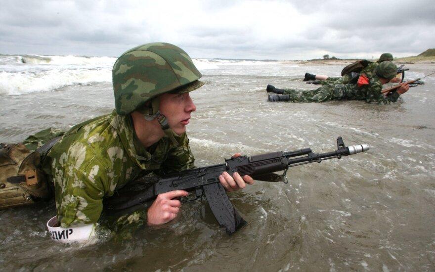 Внимание генерала ФСБ к Литве - не случайность