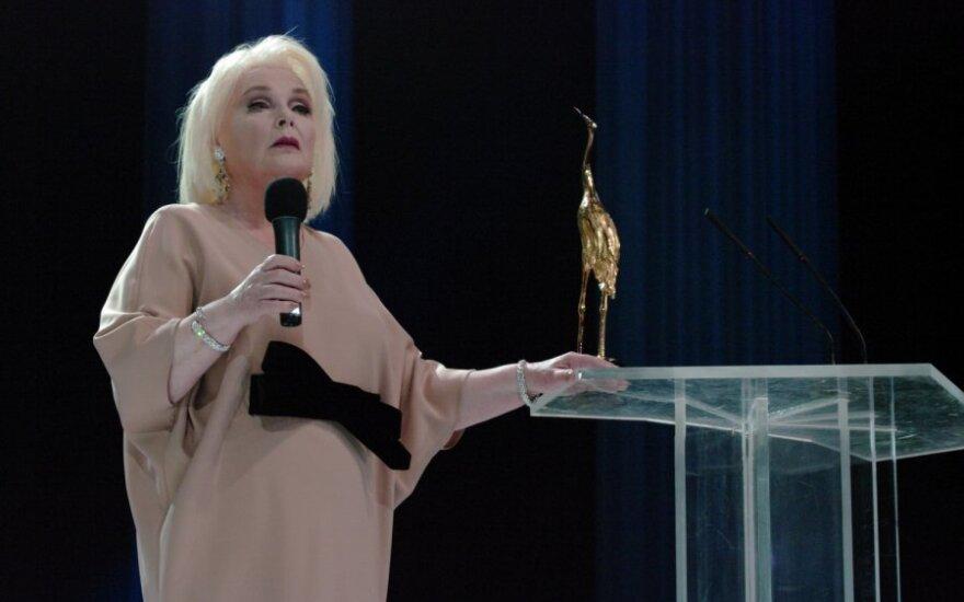 Скончалась литовская актриса Эугения Плешките