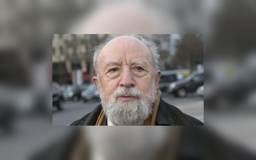 Умер французский писатель Мишель Бютор