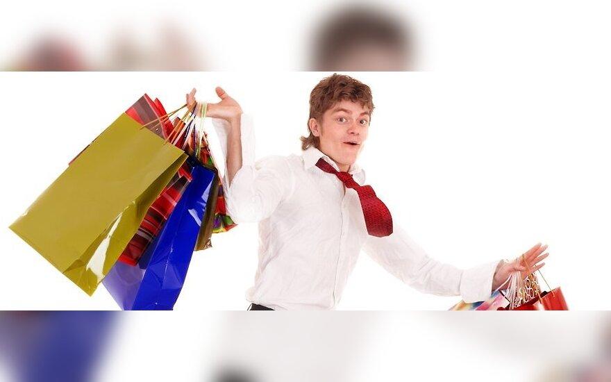 Жители Литвы начали тратить деньги