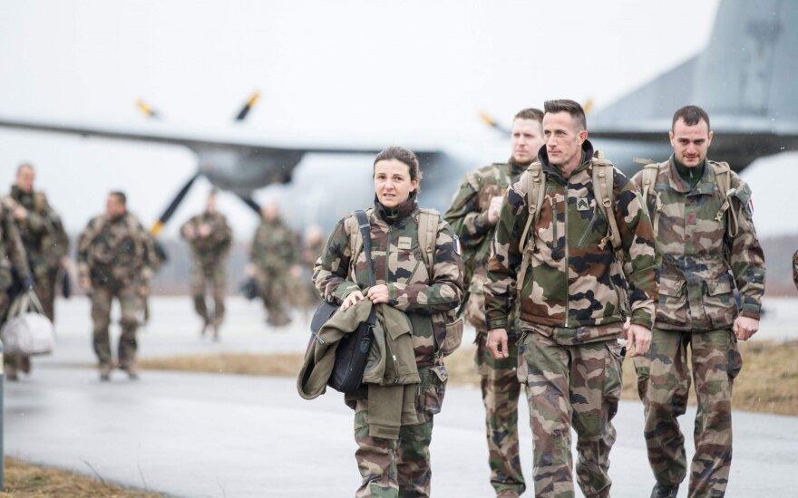 Сменился командир международного батальона НАТО в Литве