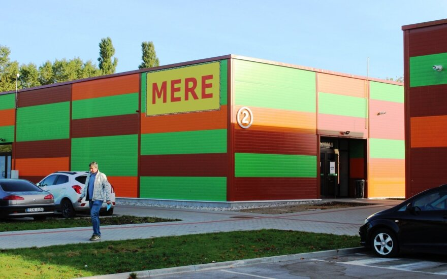 "Prekybos centras ""Mere"""